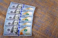 Nuova valuta piacevole Immagini Stock