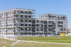 Nuove case in costruzione Immagine Stock Libera da Diritti