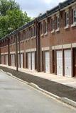 Nuove case - Regno Unito Fotografie Stock Libere da Diritti
