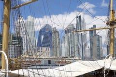 Nuove costruzioni in Puerto Madero a Buenos Aires, Argentina fotografie stock libere da diritti