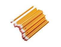 Nuove matite Fotografia Stock Libera da Diritti