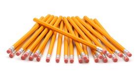 Nuove matite immagine stock