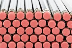 Nuove matite Immagine Stock Libera da Diritti