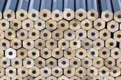 Nuove matite Fotografia Stock