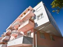 Nuove palazzine di appartamenti Fotografie Stock