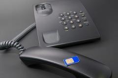 Nuove tecnologie del telefono fotografie stock