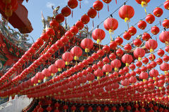 2017 nuovi anni cinesi Fotografie Stock