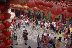 2017 nuovi anni cinesi Immagine Stock