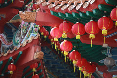 2017 nuovi anni cinesi Fotografia Stock