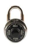 Nuovi anni di serratura 2011 Immagini Stock Libere da Diritti