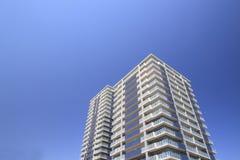 Nuovi appartamenti Fotografia Stock