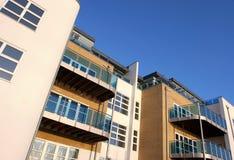 Nuovi appartamenti immagine stock libera da diritti