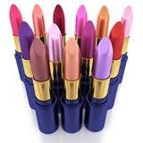 Nuovi colori Fotografia Stock