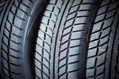 Nuovi pneumatici Immagine Stock Libera da Diritti