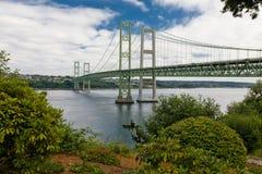 Nuovi stretti di Tacoma Fotografia Stock