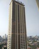 Nuovi supporti dell'appartamento a Jakarta immagine stock