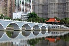 Nuovi territori in Hong Kong Fotografie Stock