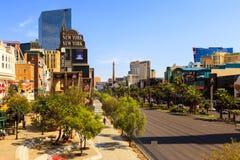 Nuovi York-nuovi casinò ed hotel di York a Vegas Fotografia Stock