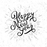 Nuovo 2017 anni felice Immagine Stock Libera da Diritti