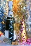 Nuovo anno 1 Immagine Stock