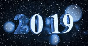 Nuovo anno 2019 video d archivio