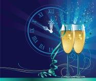 Nuovo anno. royalty illustrazione gratis