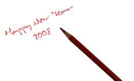 Nuovo anno illustrazione di stock