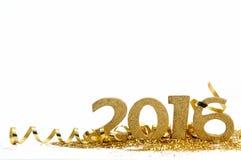 Nuovo anno 2016 Immagini Stock Libere da Diritti