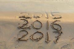 Nuovo anno Fotografia Stock