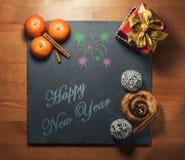 Nuovo anno 2017 Immagini Stock