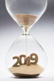 Nuovo anno 2019 Immagine Stock