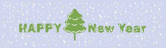 Nuovo anno Albero di Natale nella forma della lecca-lecca sul bastone Immagine Stock Libera da Diritti