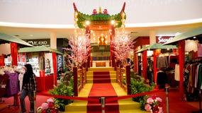 Nuovo anno cinese 2013 Fotografie Stock Libere da Diritti