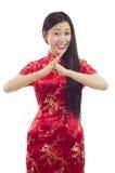 Nuovo anno cinese Fotografie Stock Libere da Diritti