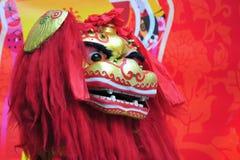 Nuovo anno cinese Bangkok Immagini Stock