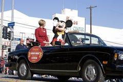 Nuovo anno cinese grande Marshall Mickey Mouse 2 Fotografie Stock Libere da Diritti