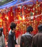 Nuovo anno cinese, l'anno del coniglio Immagine Stock Libera da Diritti