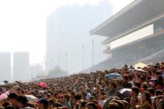 Nuovo anno cinese Raceday 2011 Fotografia Stock Libera da Diritti