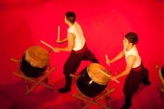 Nuovo anno cinese in Tailandia. Fotografia Stock Libera da Diritti