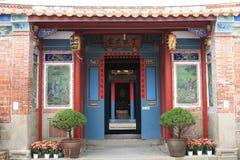 Nuovo anno cinese in Taiwan fotografia stock libera da diritti