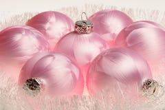 Nuovo anno, decorazioni di natale Fotografia Stock