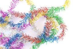 Nuovo anno del Rainbow Immagini Stock