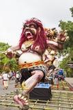Nuovo anno di balinese Fotografie Stock