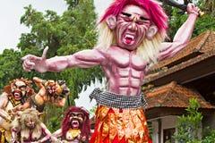 Nuovo anno di balinese Fotografia Stock Libera da Diritti