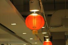 Nuovo anno di cinese delle lanterne Immagine Stock