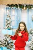 Nuovo anno di concetto, Buon Natale Fotografia Stock