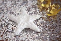 Nuovo anno di nad di Natale felice Fotografia Stock Libera da Diritti