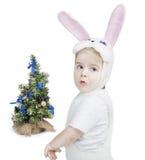 Nuovo anno e Natale magici fotografie stock libere da diritti