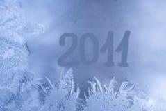 Nuovo anno felice Immagine Stock Libera da Diritti