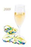 Nuovo anno felice - 2009 Fotografia Stock Libera da Diritti